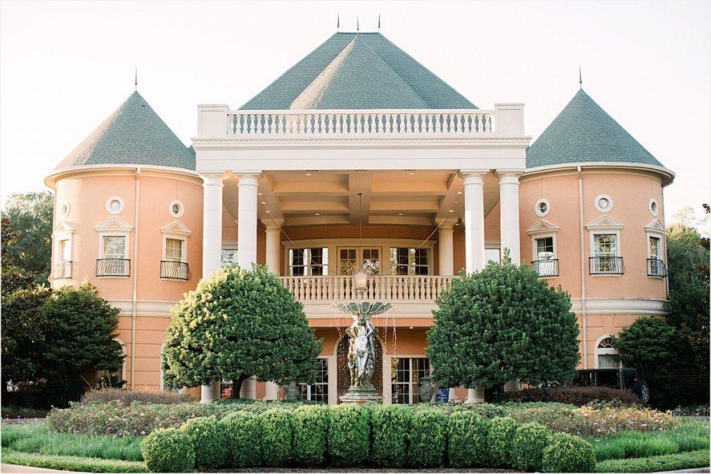 Chateau Polonez wedding venue