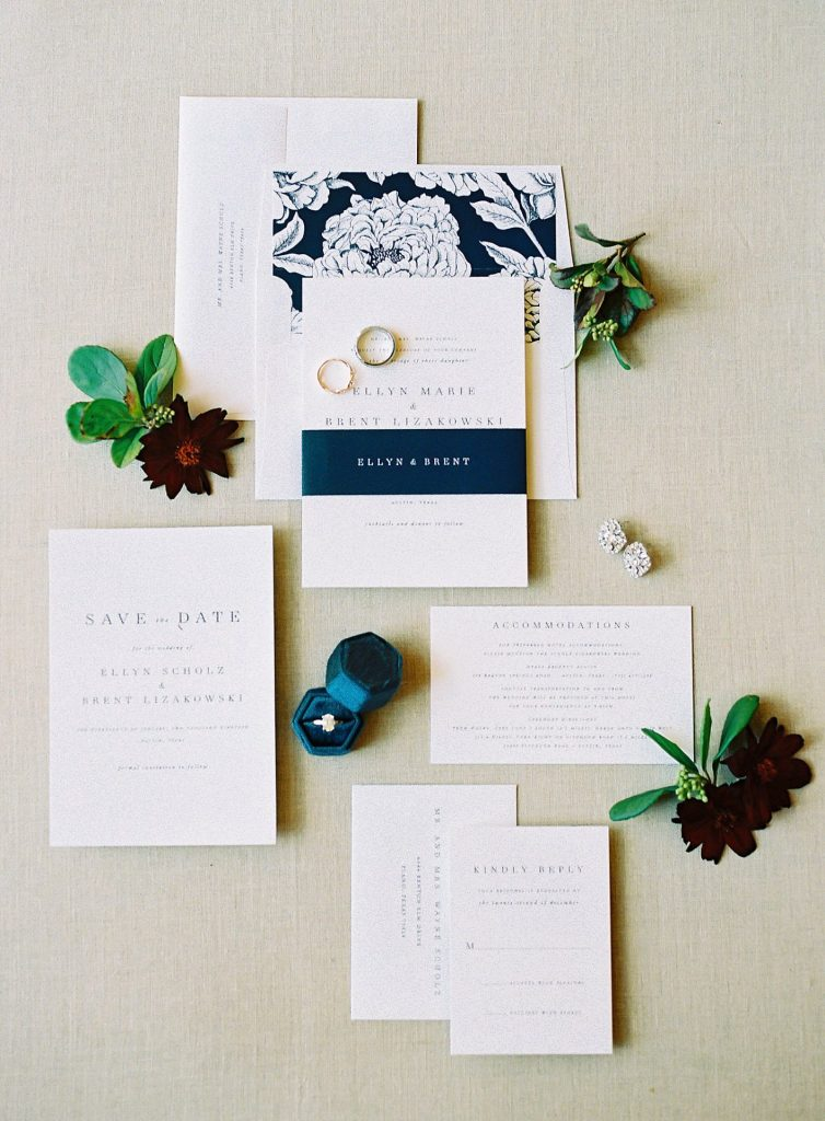 Addison Grove wedding details
